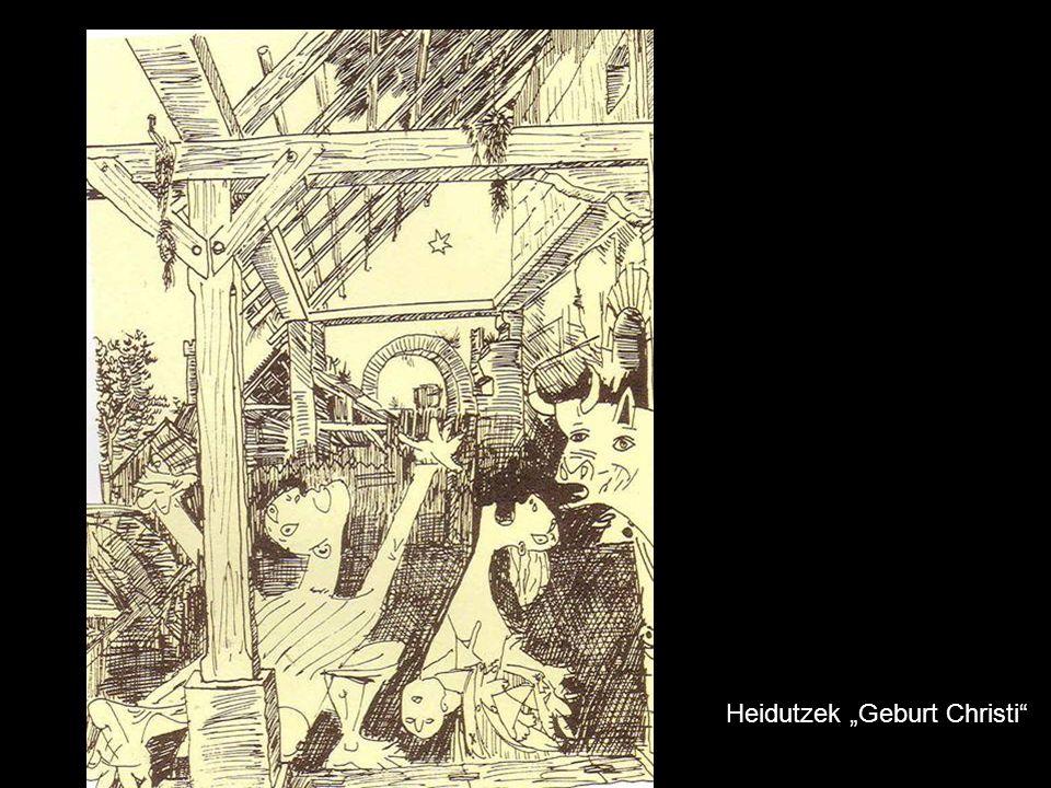 """Heidutzek """"Geburt Christi"""