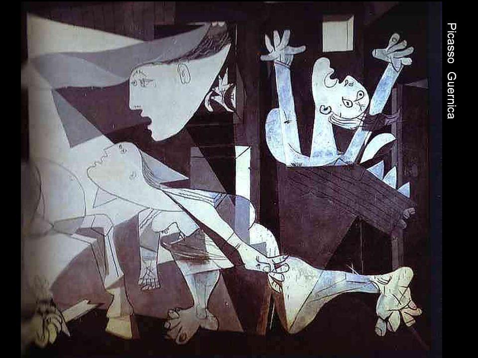 """Picasso """"Guernica"""