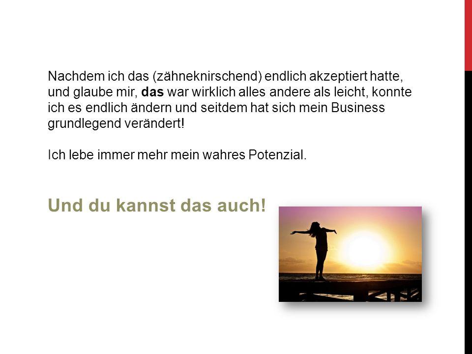 Das Business ErfolgsTicket 2016 .