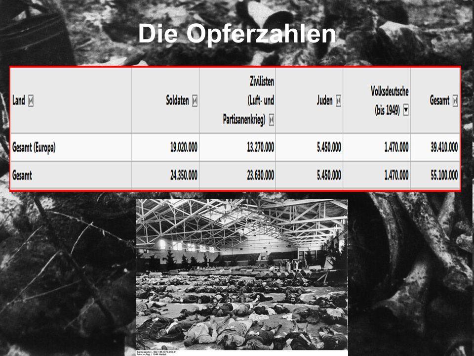 KRIEGSENDE 8.Mai 1945 bedingungslose Kapitulation 17.