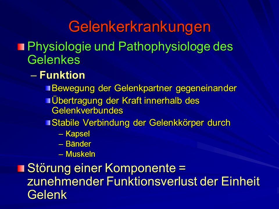 Kristallarthropathie Gelenkentzündung durch Kristalle –Monarthritis (1 Gelenk befallen!) –m > 40.