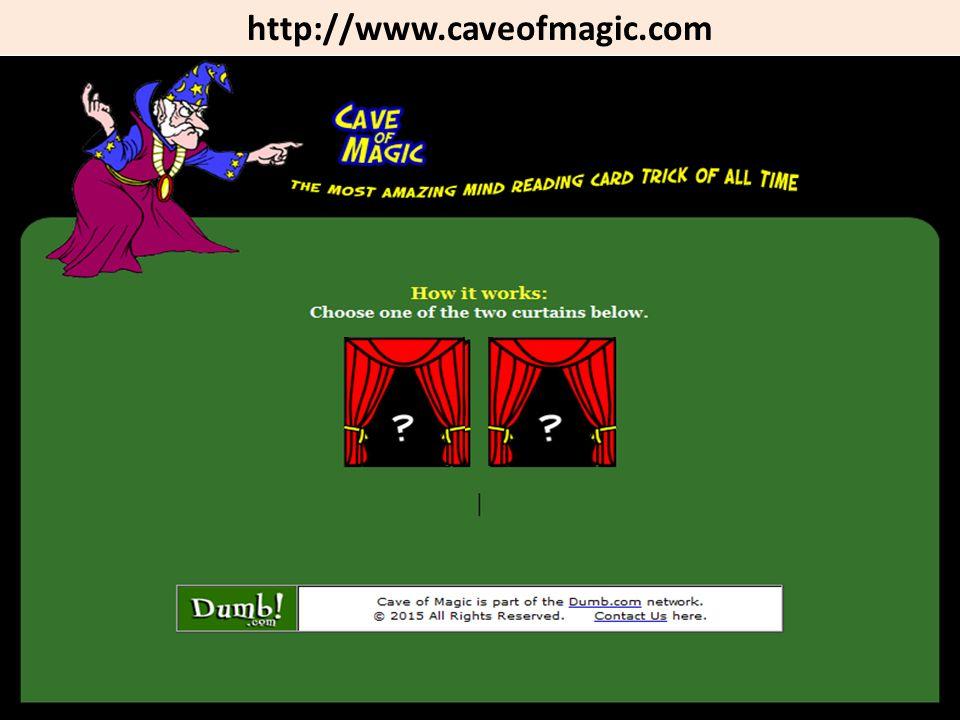 http://www.caveofmagic.com