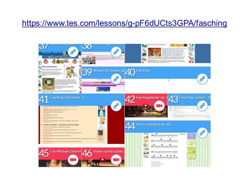 Quiz Faschings-Quiz ( www.kidsweb.de)/ http://www.kidsweb.de/quis/fasching_quiz/faschings_quiz.ht ml http://www.kidsweb.de/quis/fasching_quiz/faschings_quiz.ht ml Karnevals Quiz (www.karneval.de)/ http://www.karneval.de/Karnevalsquiz.aspx http://www.karneval.de/Karnevalsquiz.aspx