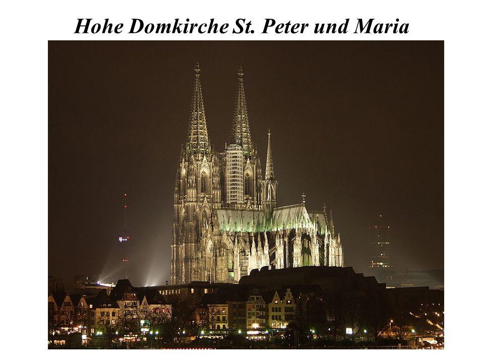 Hohe Domkirche St. Peter und Maria