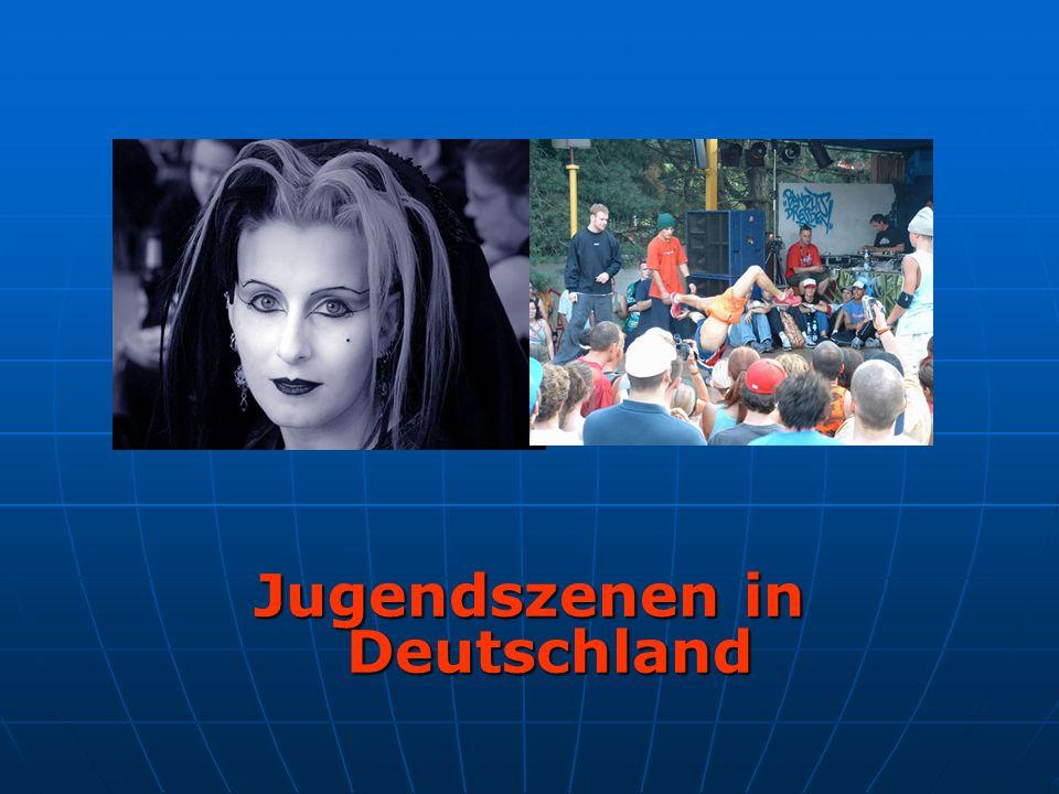 Jugendszenen in Deutschland