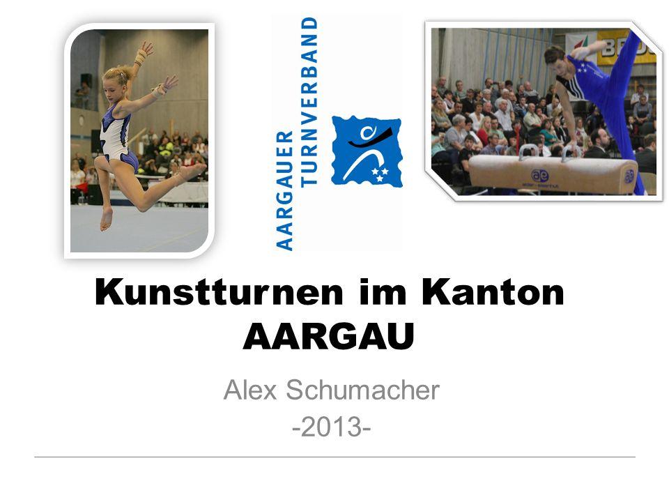 Kunstturnen im Kanton AARGAU Alex Schumacher -2013-