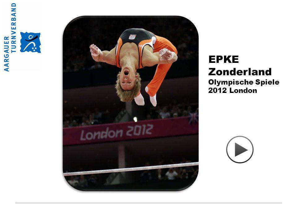 EPKE Zonderland Olympische Spiele 2012 London
