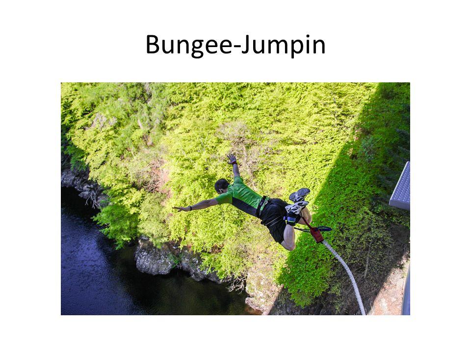 Bungee-Jumpin