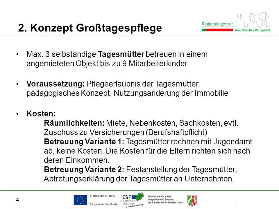 4 2. Konzept Großtagespflege Max.