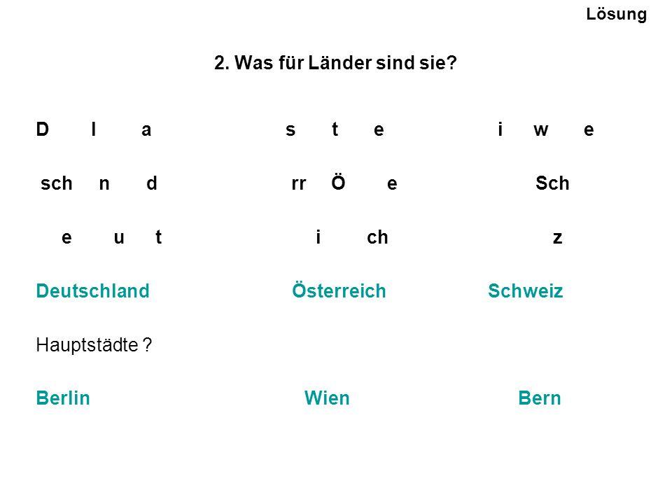 3. Wortkreuzrätsel! ÖT HÚSZ HÁROM SÁRGA TÍZ HÉT LÖSUNG: ………………………
