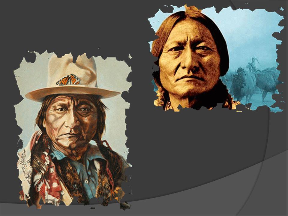 Sitting Bull,der wohl größte aller Häuptlinge.Sein Name steht für Mut, Tapferkeit und Widerstandswillen.
