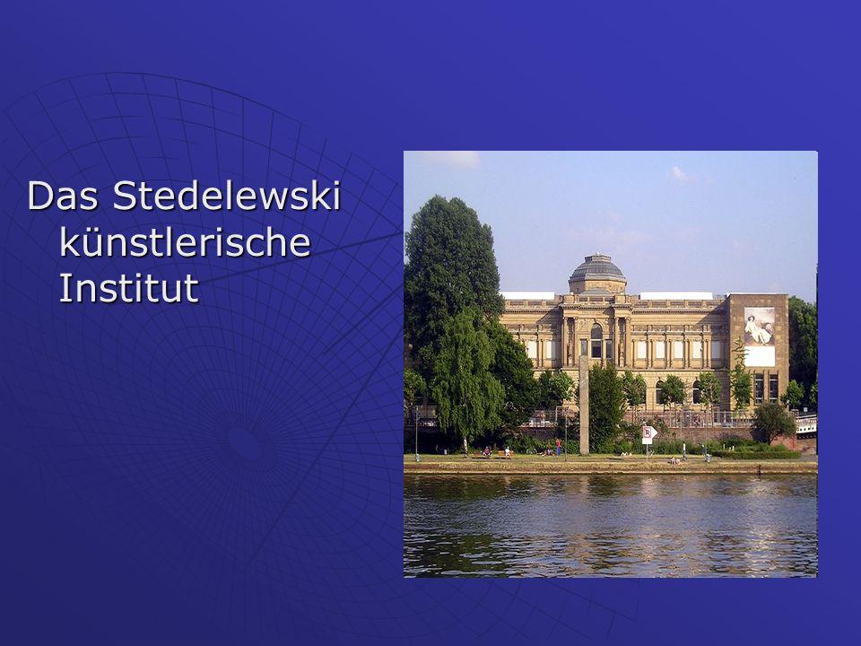 Das Stedelewski künstlerische Institut