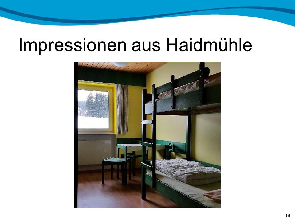 Impressionen aus Haidmühle 17