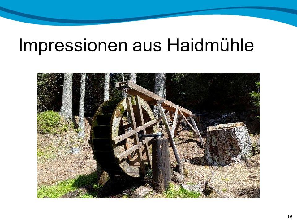 Impressionen aus Haidmühle 18