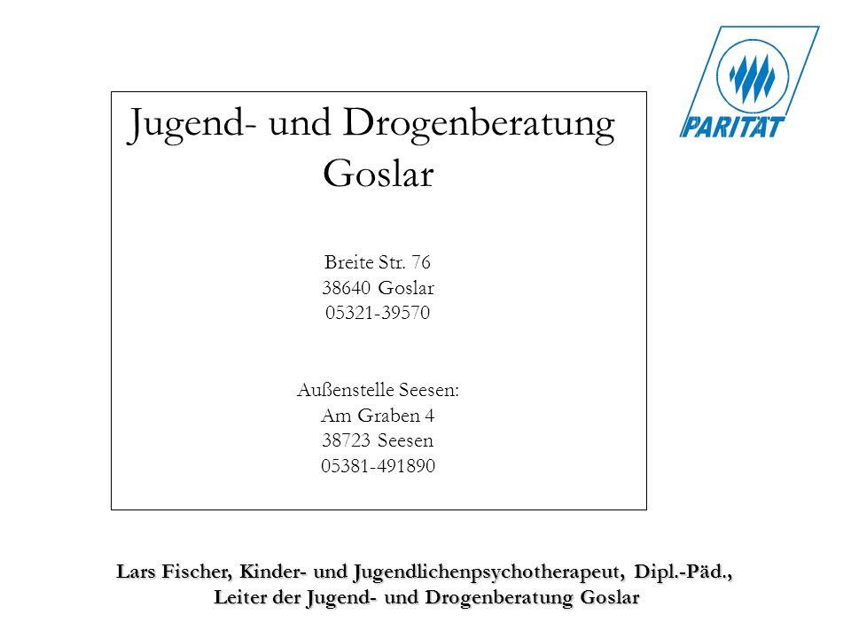 Jugend- und Drogenberatung Goslar Breite Str.