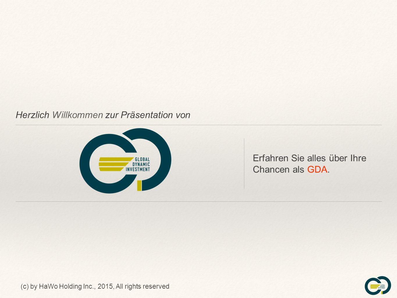(c) by HaWo Holding Inc., 2015, All rights reserved Der Vergütungsplan Der erste Pool ++= ca.