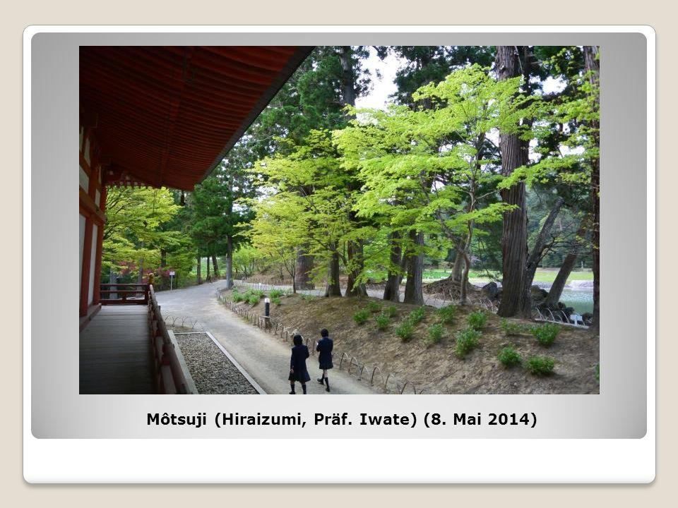 Môtsuji (Hiraizumi, Präf. Iwate) (8. Mai 2014)