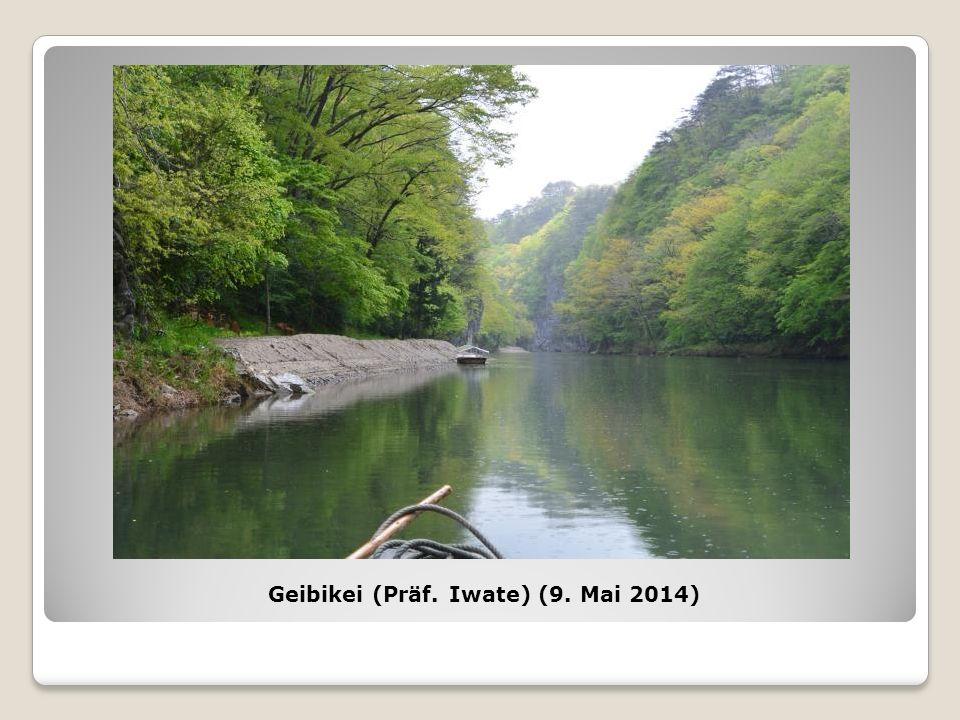 Geibikei (Präf. Iwate) (9. Mai 2014)