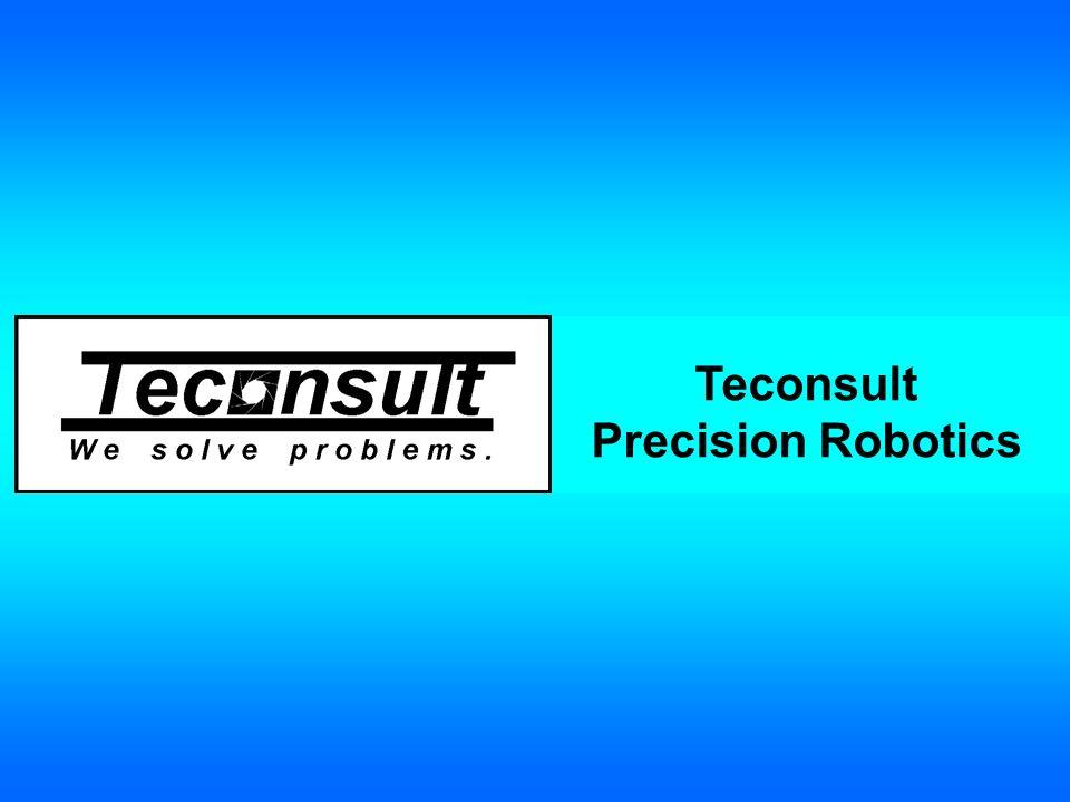 Teconsult Precision Robotics