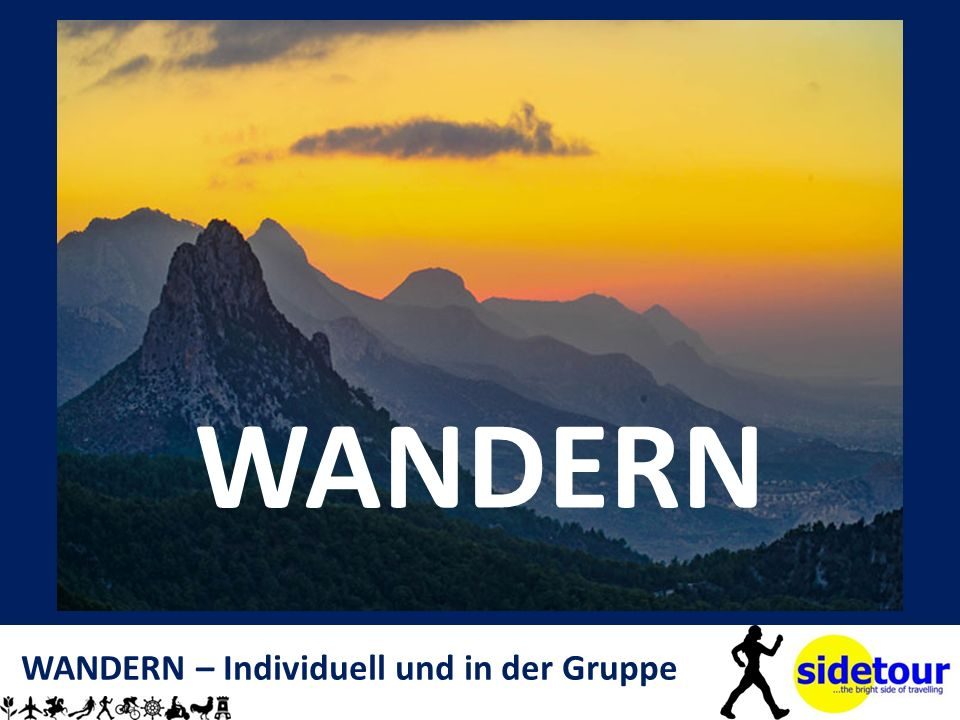DER BEŞPARMAK-TRAIL (WEITWANDERWEG) Von West nach Ost in 18 Tagesetappen 260km entlang des 5-Finger-Gebirges