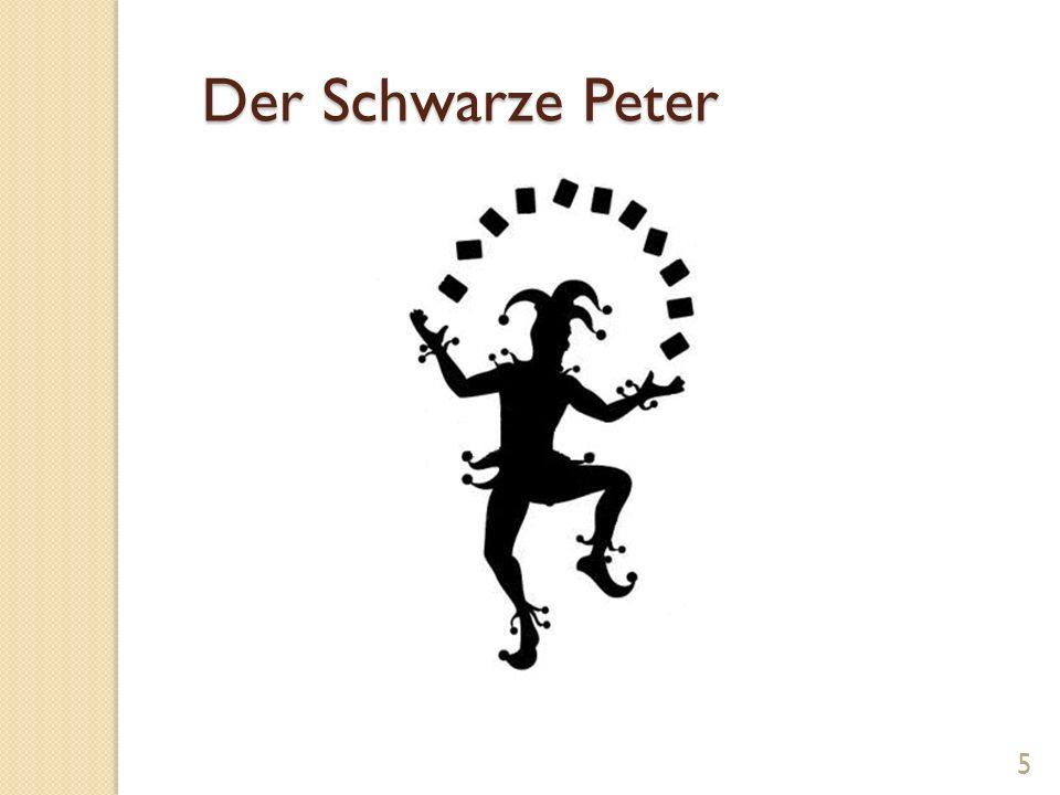 Der Schwarze Peter 5