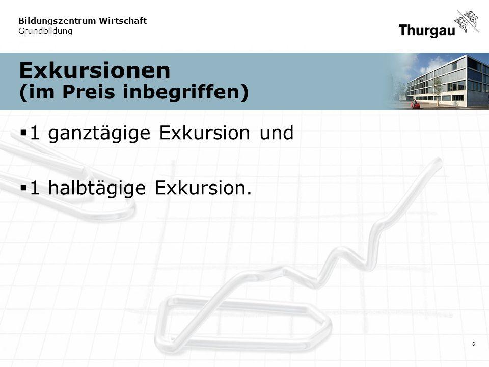 Bildungszentrum Wirtschaft Grundbildung 17 Vorgehen im Falle einer vorzeitigen Heimreise  Information an die Erziehungsberechtigten (Flug Nr.