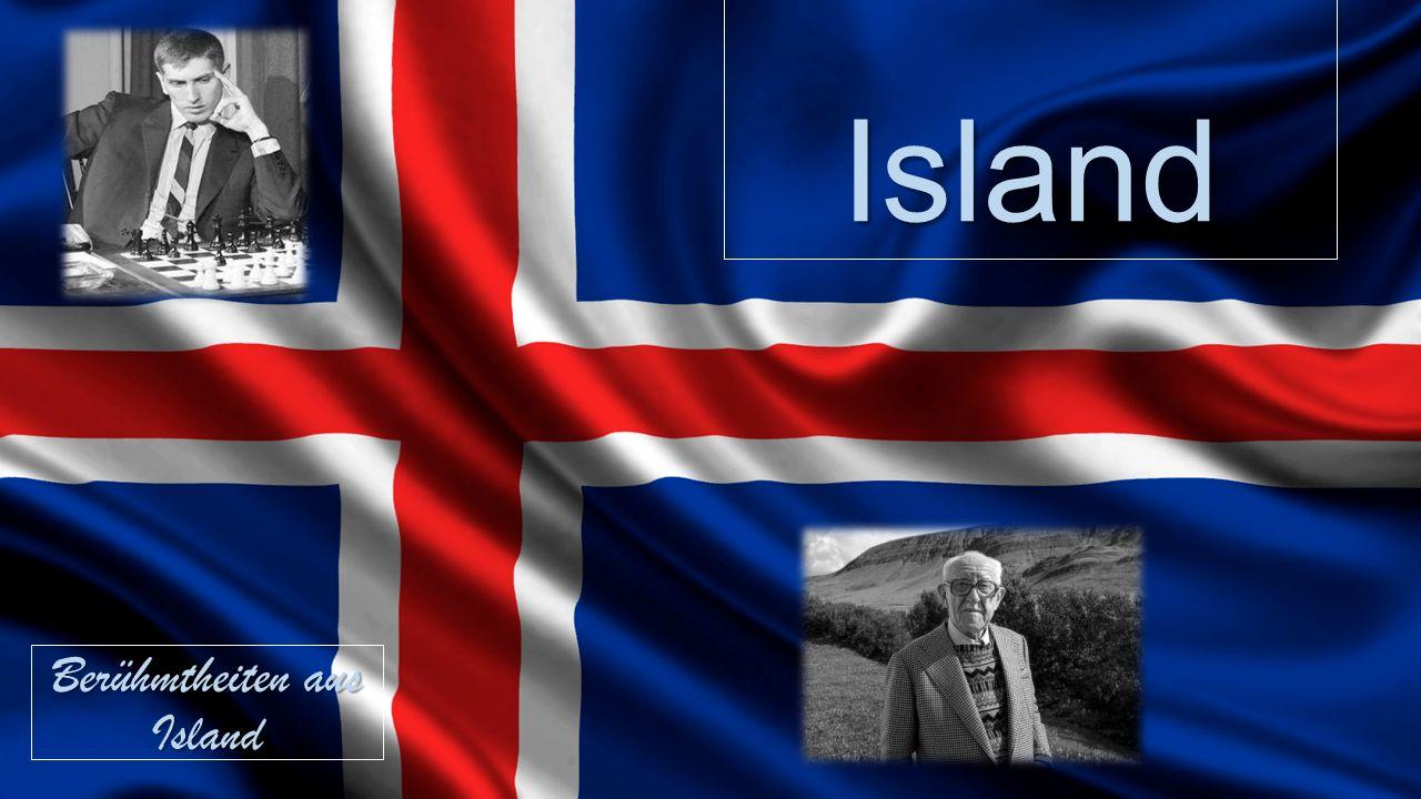 Island Berühmtheiten aus Island