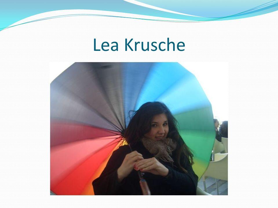 Lea Krusche