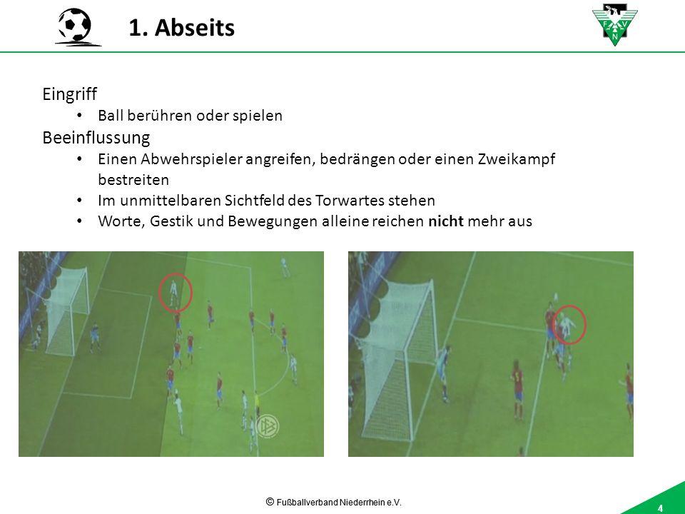 4 © Fußballverband Niederrhein e.V.