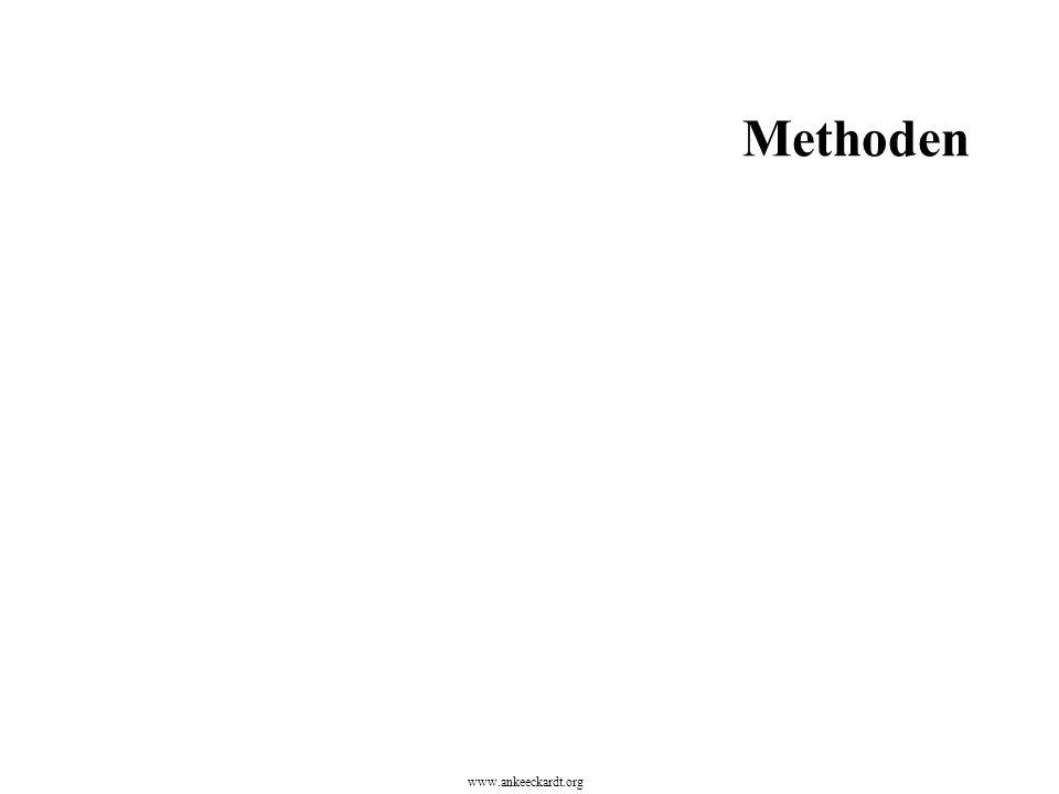Methoden www.ankeeckardt.org
