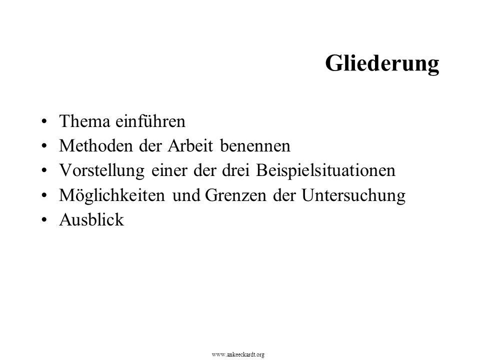 Semiotik des Erklingenden: Welche semantischen Informationen vermittelte die Rede als zentrales Klangereignis.