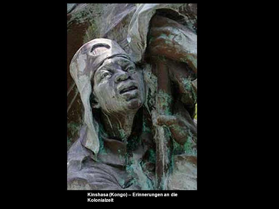 Kinshasa (Kongo) – Erinnerungen an die Kolonialzeit