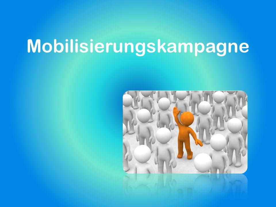 Mobilisierungskampagne