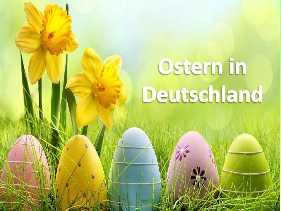 Osterbräuche in Deutschland