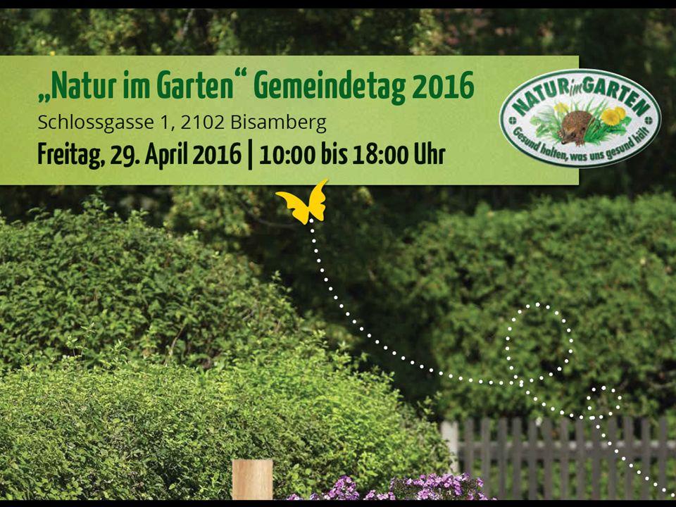 """Grünraum-Servicestelle am """"Natur im Garten Telefon Telefon: 02742 – 74 333 gartentelefon@naturimgarten.at andreas.steinert@gartenleben.at +43 - 660 – 48 90 317"""
