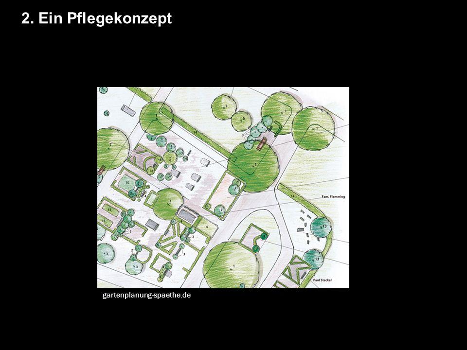 2. Ein Pflegekonzept gartenplanung-spaethe.de
