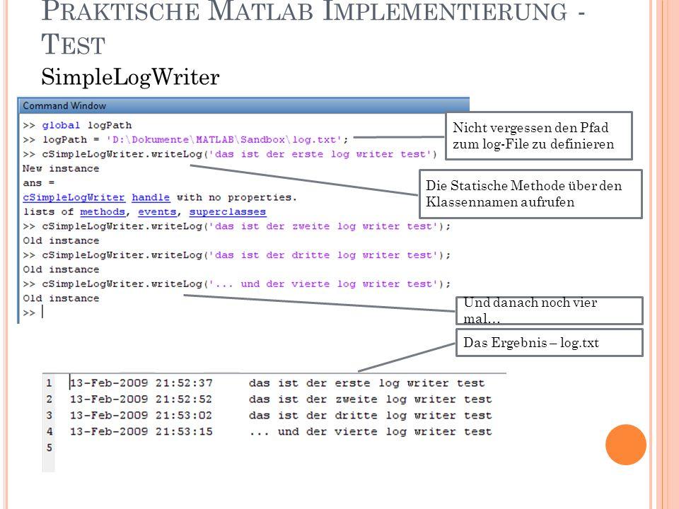 Q UELLEN http://de.wikipedia.org/wiki/Singleton_(Entwurfsmuste r)