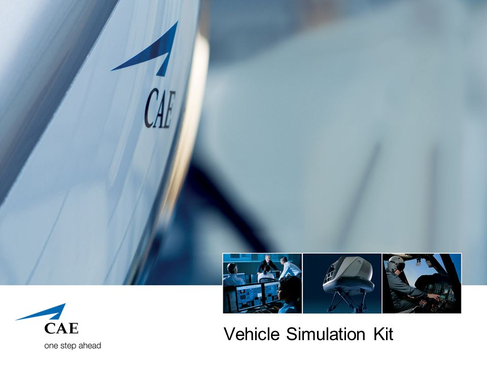 Vehicle Simulation Kit