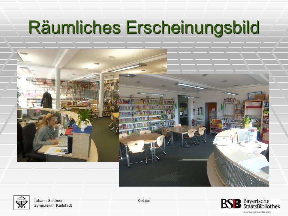Materialien zum Thema  Landesfachstelle: www.lfs.bsb-muenchen.de www.lfs.bsb-muenchen.de  Fachportal für Schulbibliotheken: www.schulmediothek.de www.schulmediothek.de  Leseforum Bayern: www.leseforum.bayern.de www.leseforum.bayern.de Johann-Schöner- Gymnasium Karlstadt KoLibri