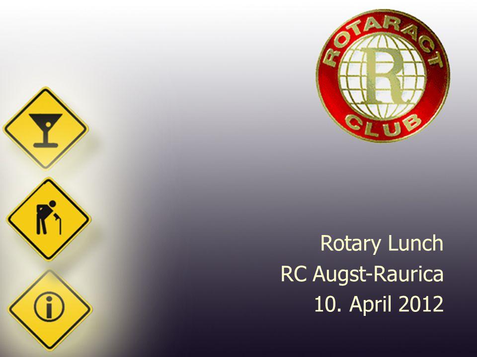 Agenda Begrüssung Facts Rotaract Oberbaselbiet Vergangene Events Kommende Events Car Wash