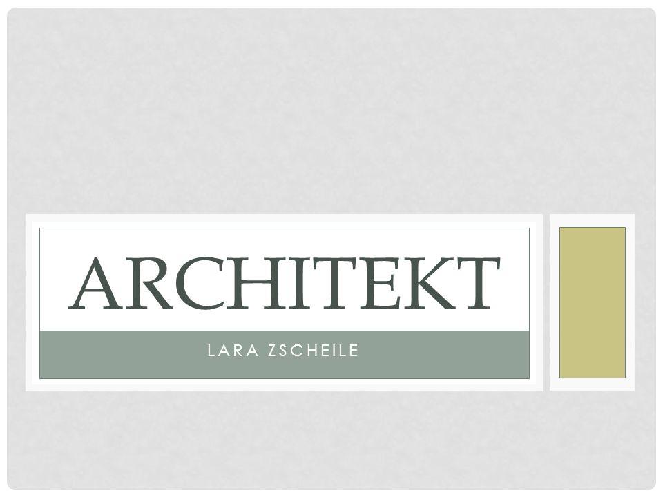LARA ZSCHEILE ARCHITEKT