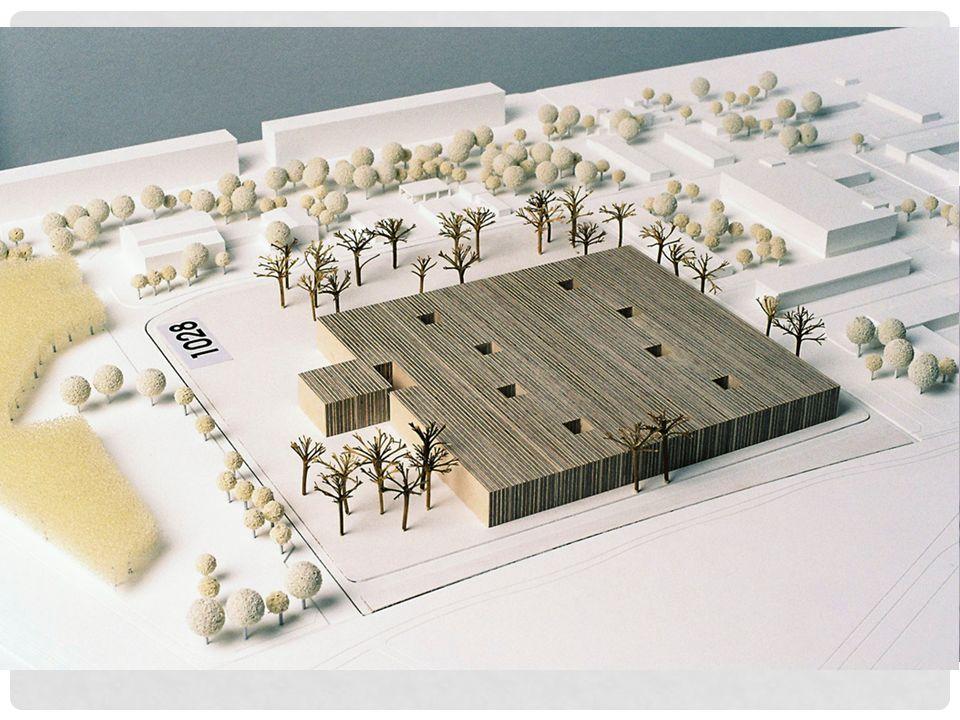 1. FACHRICHTUNGEN Architektur (Bauwerke) Innenarchitektur (Innenräume) Landschaftsarchitektur (Garten- Landschaftsplanung) Stadtplanung (Beziehung der