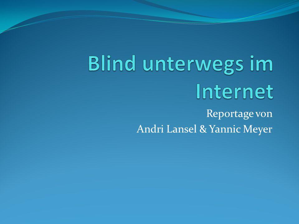 Reportage von Andri Lansel & Yannic Meyer