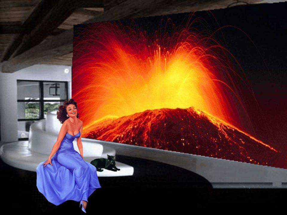 Emotionen ergiessen sich wie Lava aus den Tiefen der Seele.