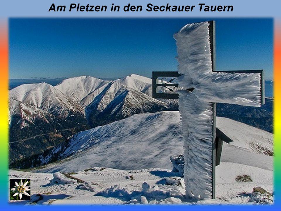 In den Walliser Alpen