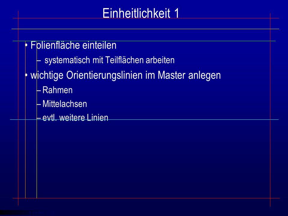 © qba fecit Markierungen sizilisches ISDN übersichtliche Gesamt- ordnung Input/Output-Markierung supportgerechte Be- schriftung ?