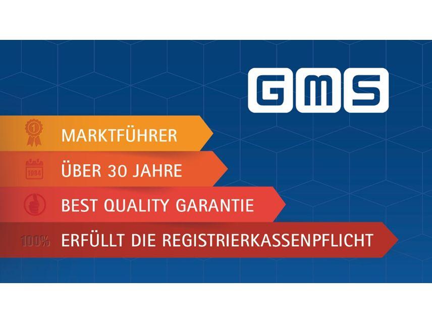 Die Firma GMS kennt die Anforderungen und Probleme der Gastronomie sehr gut.