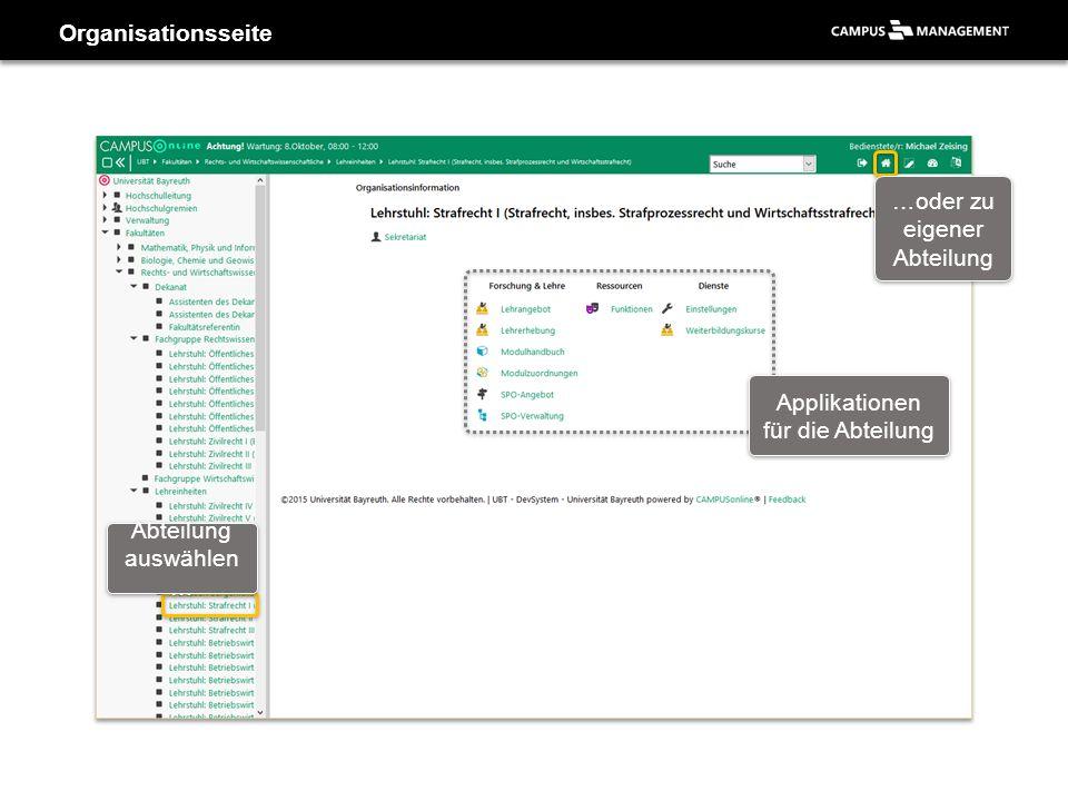 Applikation «Prüfungsverwaltung» - Termindaten eintragen 4 Online-Anmeldung für Studierende aktivieren/deaktivieren … Achtung : Wenn der Haken hier nicht gesetzt ist, können Studierende nur durch Sachbearbeiter angemeldet werden!