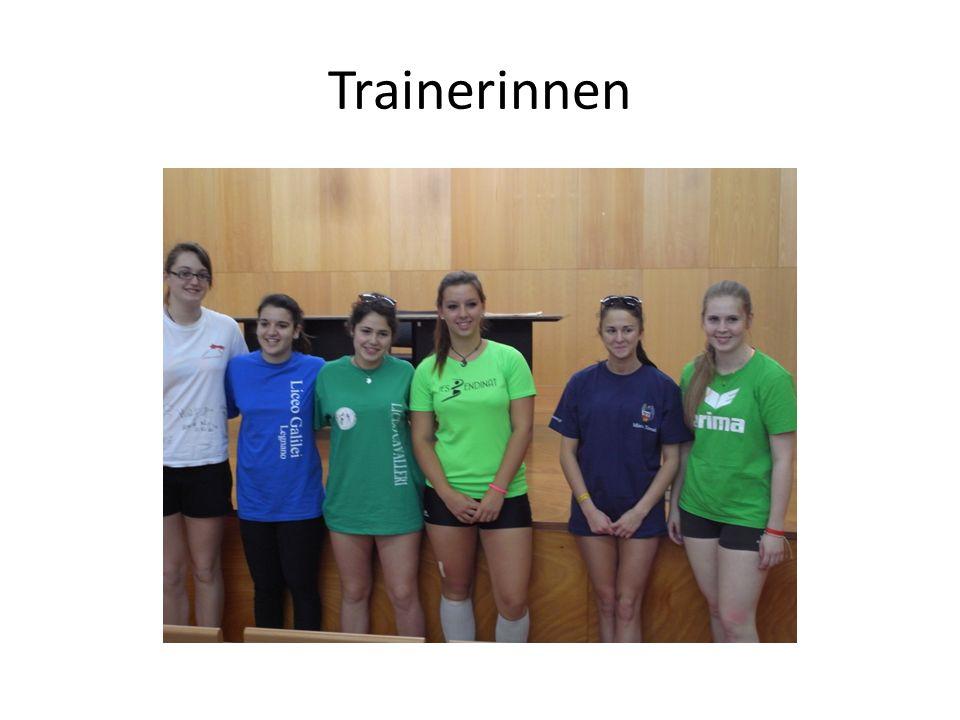 Trainerinnen