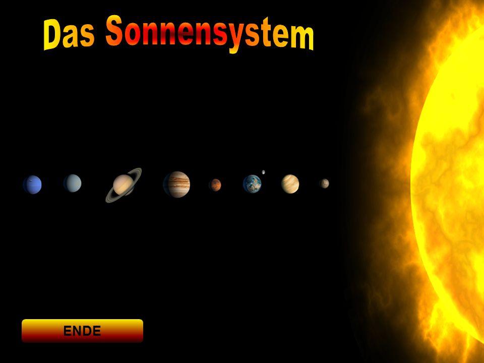Uranus rotiert in 17 Stunden 14 Minuten und 24 Sekunden einmal um seine Achse.